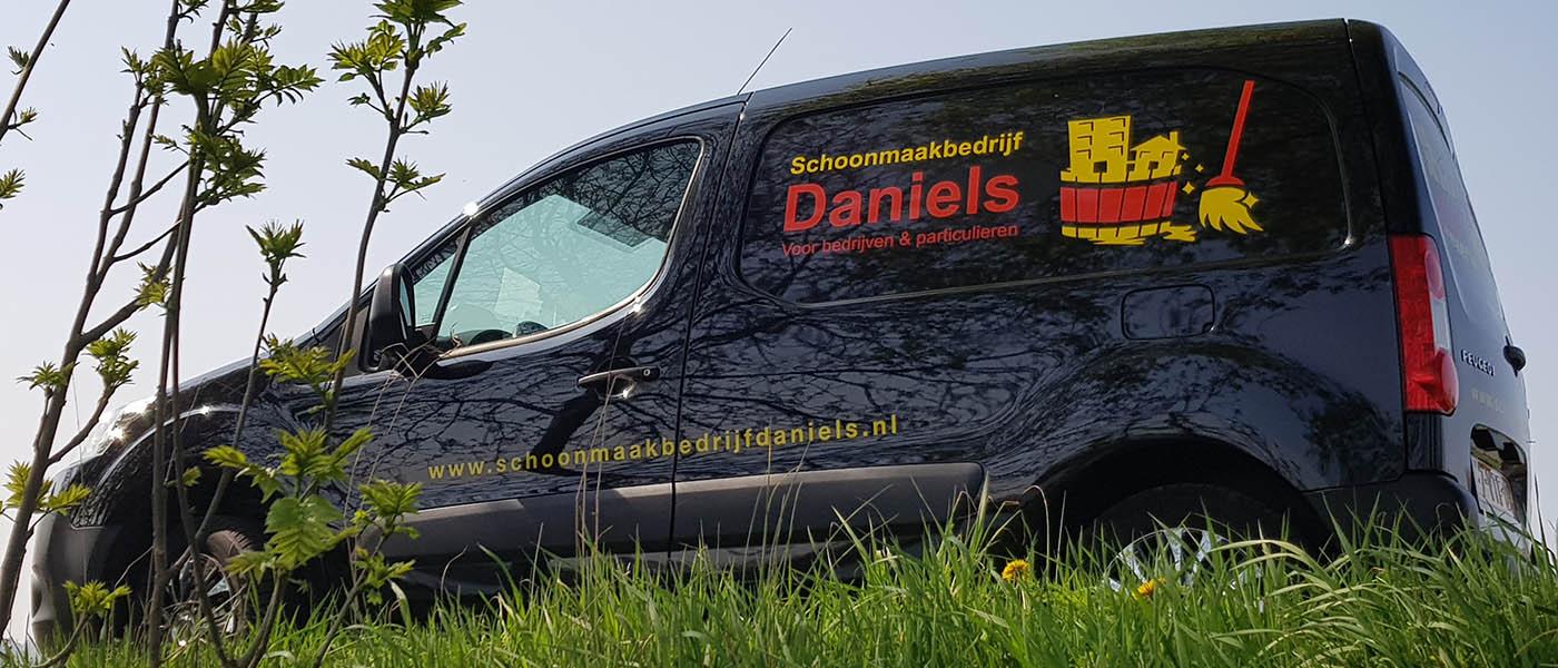 Schoonmaakbedrijf Daniels